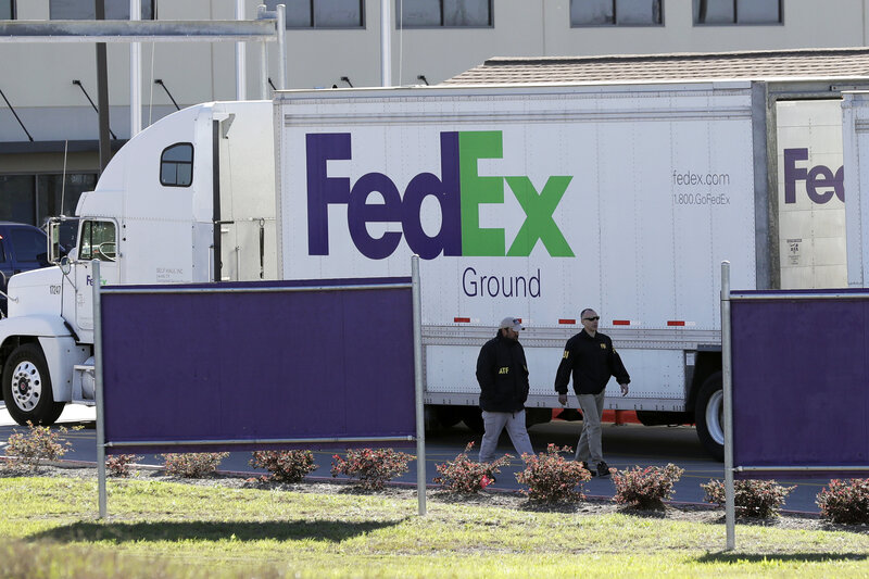 Austin On Edge As Another Explosion Is Reported Late Tuesday  The - fedex careers