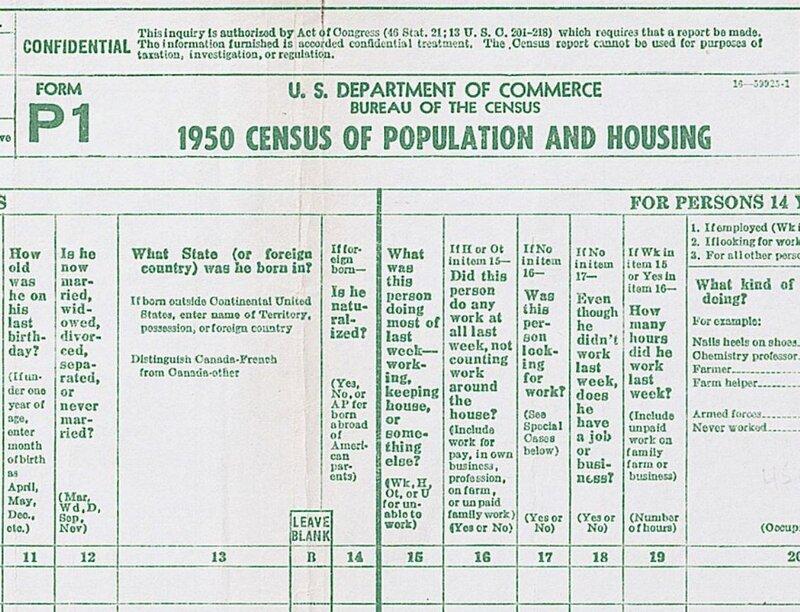 FACT CHECK Has Citizenship Been A Standard Census Question?  NPR