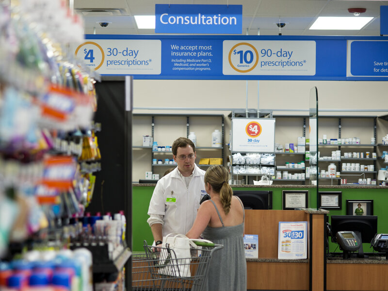 Walmart Will Implement New Opioid Prescription Limits By End Of