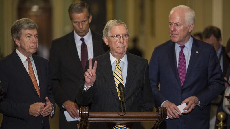 Republicans Stick With Trump Despite Major Legal Trouble For Ex-Top
