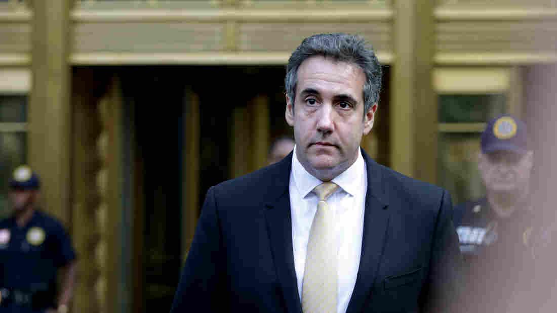 Michael Cohen\u0027s Lawyer Lanny Davis Says Cohen Would Never Accept