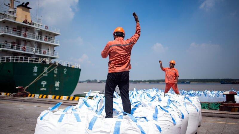 US And China Impose Fresh Tariffs As Trade War Escalates  NPR