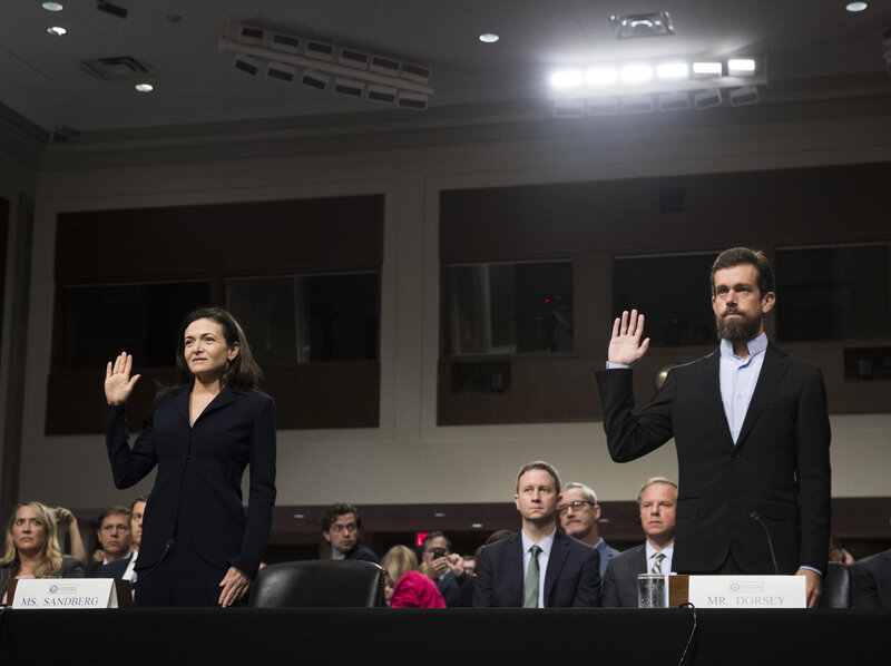 DOJ Probe Into Bias At Tech Companies Should Include Democrats - formal event