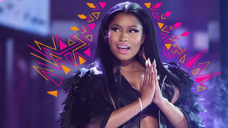 Nicki Minaj Is The 21st Century\u0027s Insatiable Hip-Hop Monarch  NPR