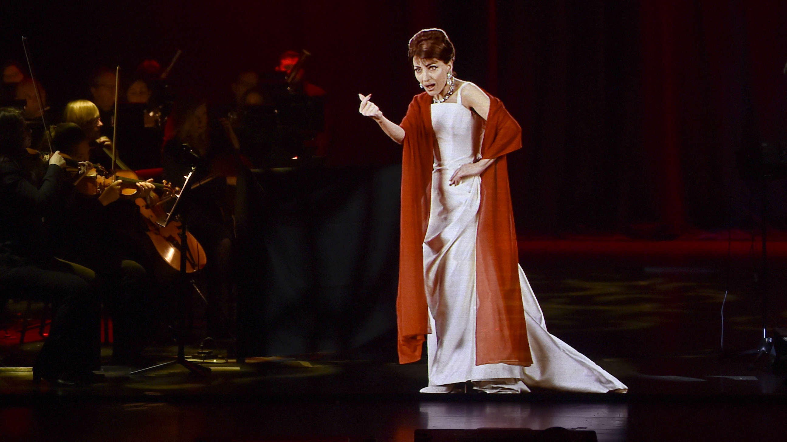 Arte Concert Opera De Paris Raising The Dead And A Few Questions With Maria Callas