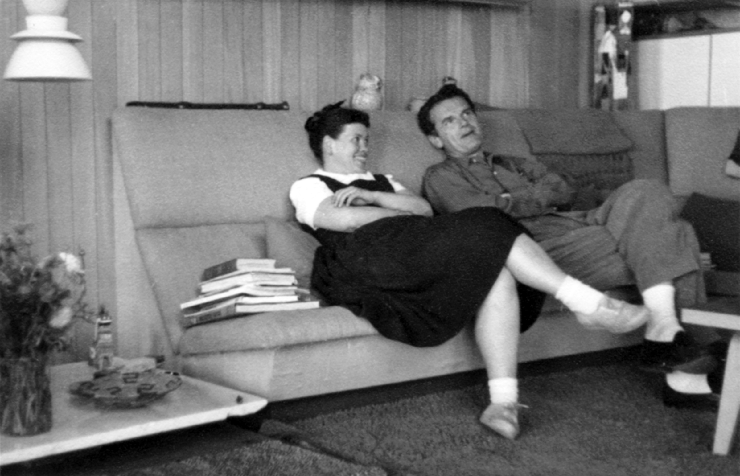 Ray And Charles Eames Charles And Ray Eames Made Life Better By Design Their Home
