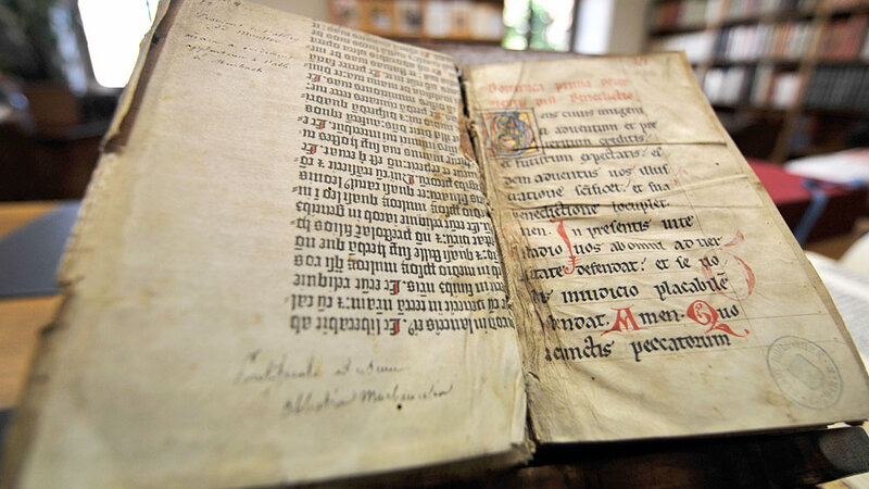 Is The Bible More Violent Than The Quran?  NPR