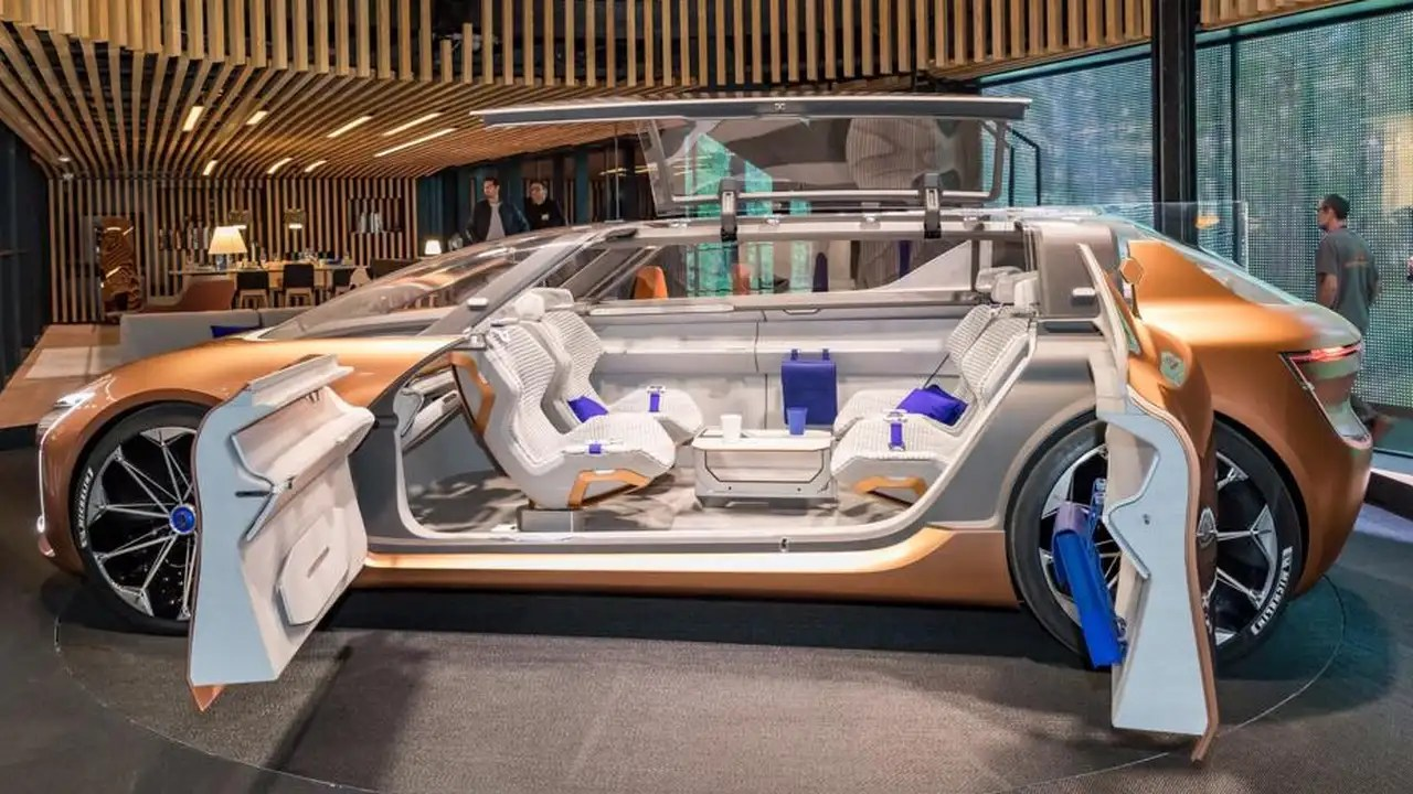 Interieur Design Concept Tips From Designers The Future Of Mobility And Interior Design