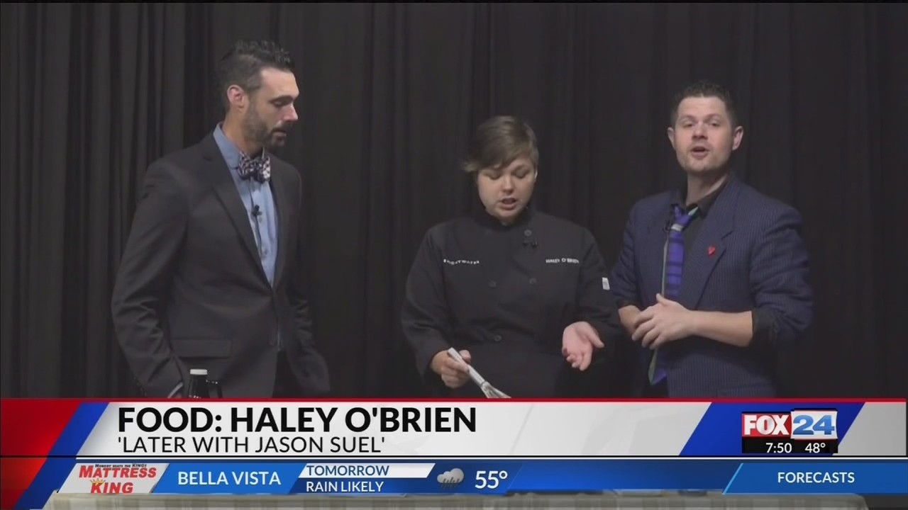 Suel Jason Suel Interview On Fox 24 News