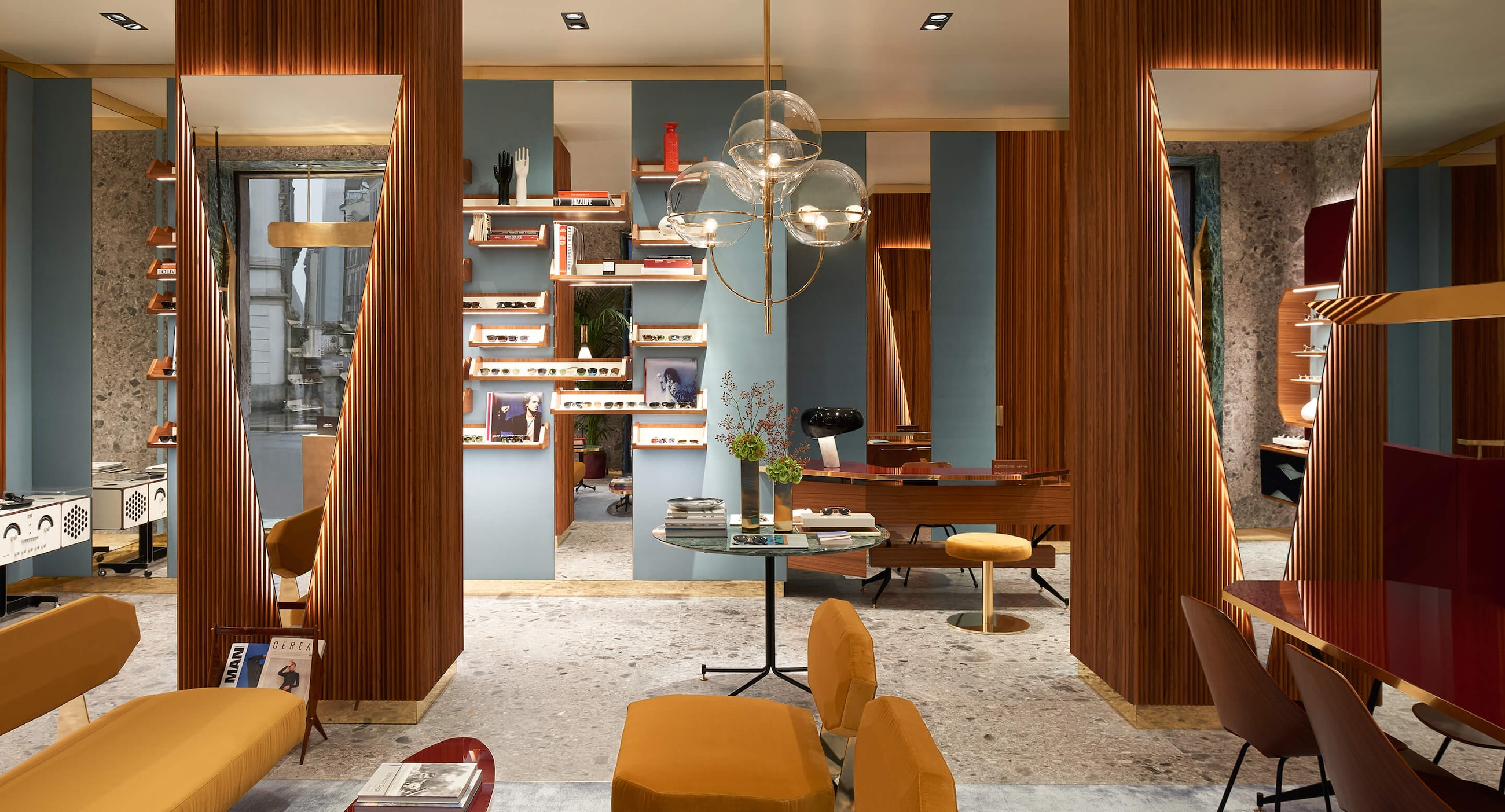Oliver Peoples Milan Boutique Op Stories