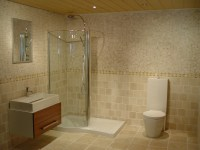 small bathrooms designs 2017 - Grasscloth Wallpaper