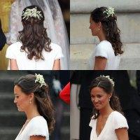 Pippa Middleton Royal Wedding Hair 2011-04-29 05:55:00 ...