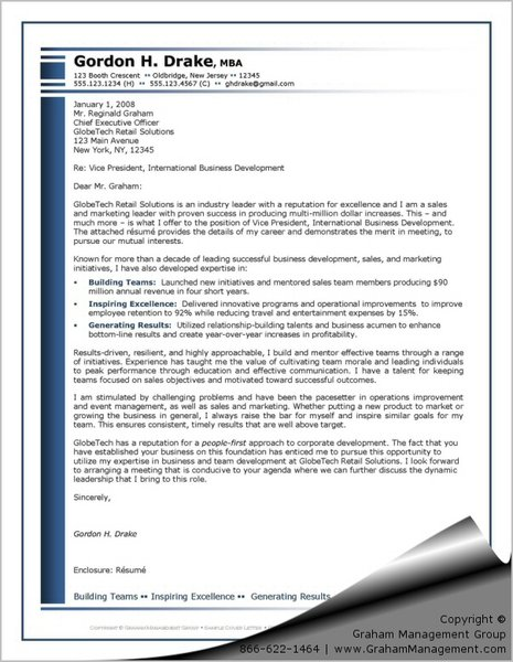 cover letter example overqualified