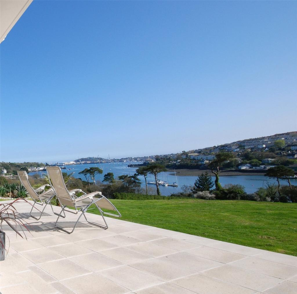 Trevissome flushing falmouth cornwall tr11 5 bed