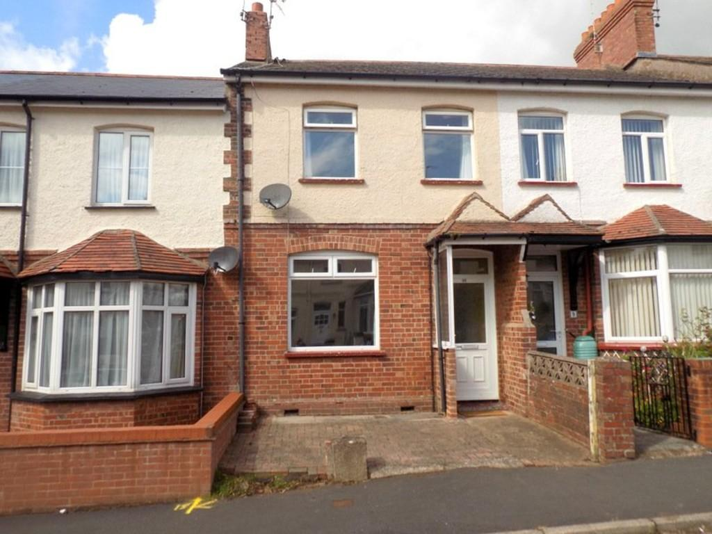 Bed And Breakfast Budleigh Salterton Boyne Road Budleigh Salterton 3 Bed Terraced House 225 000