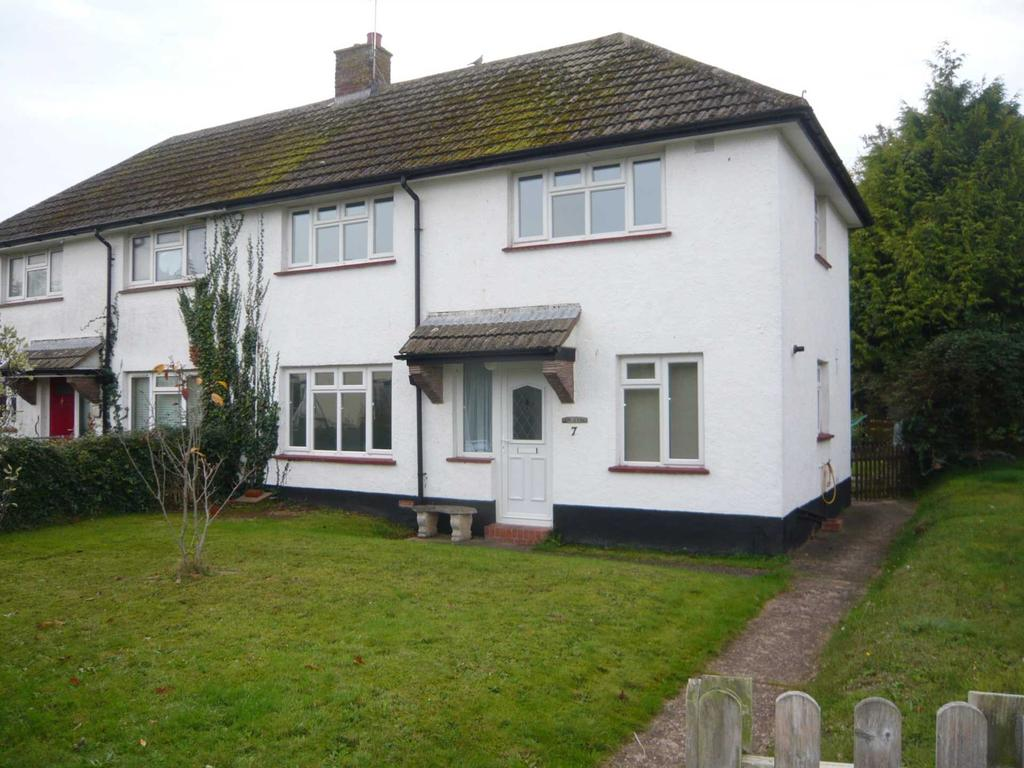 Bed And Breakfast Budleigh Salterton Barn Lane Budleigh Salterton 3 Bed Semi Detached House For Sale