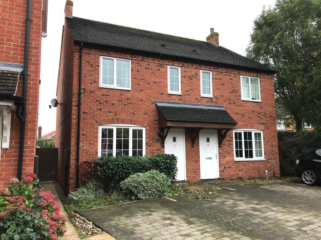 Bed And Breakfast Alcester Flax Close Alcester B49 3 Bed Semi Detached House 850 Pcm