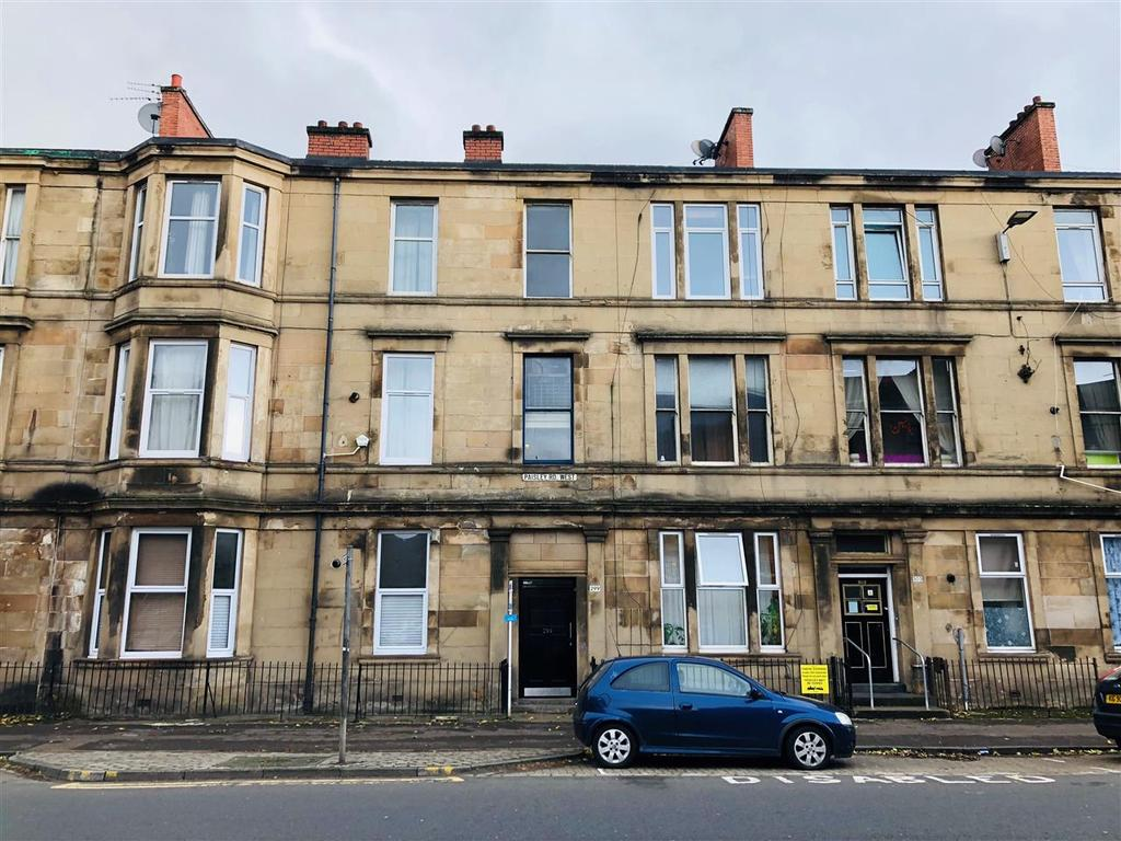 1 Bed Flat Glasgow Paisley Road West Cessnock Glasgow 1 Bed Flat For Sale 80 000