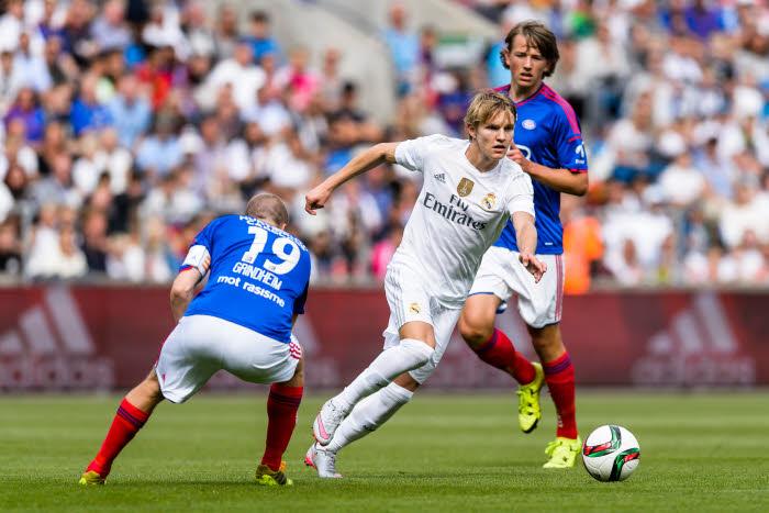 Y a-t-il un style Zidane au Real Madrid — Tactique