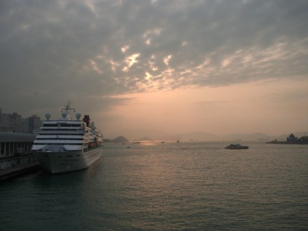hongkong båt
