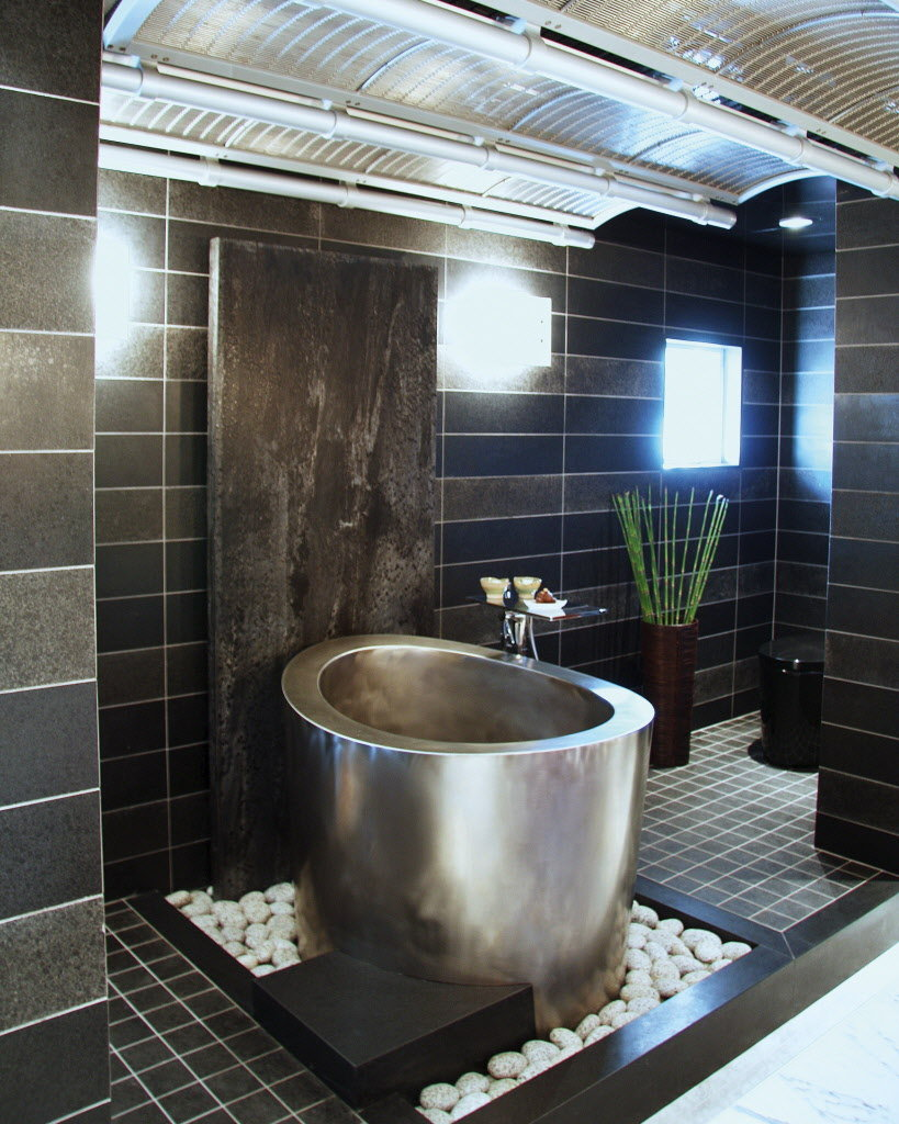Japanese Style Soaking Tubs Catch On In U S Bathroom Decor Oregonlive Com
