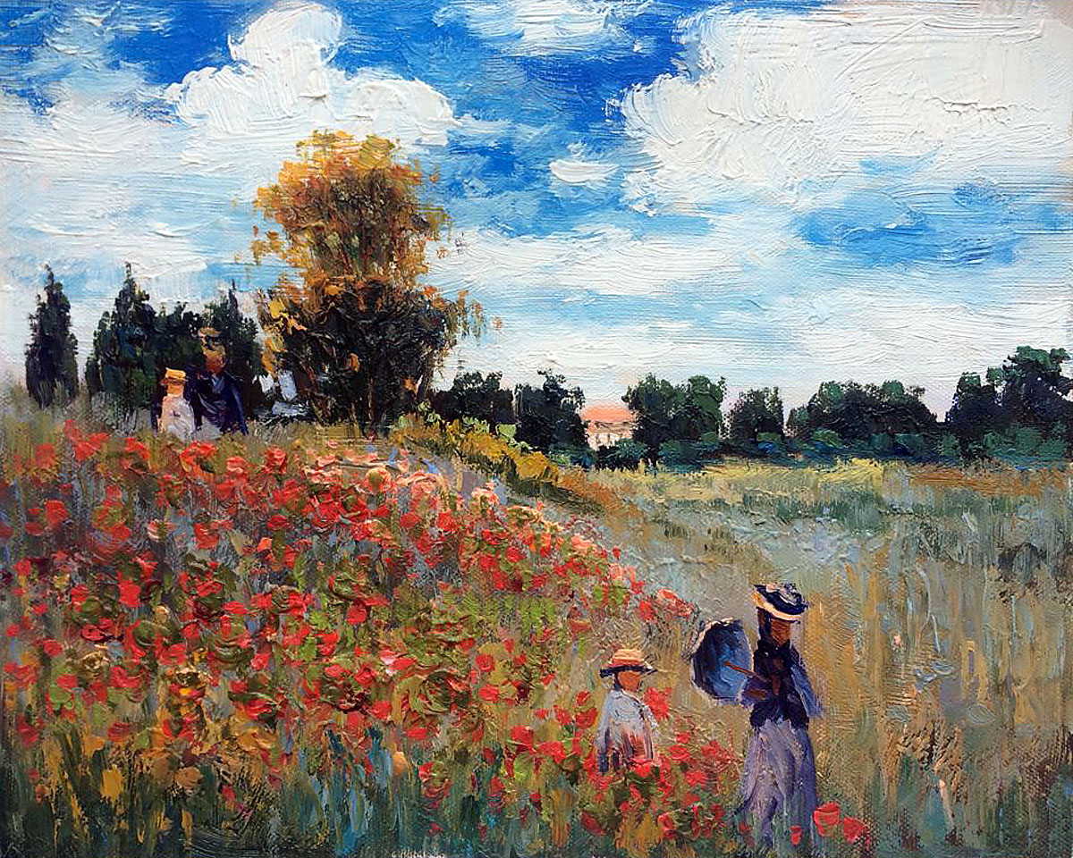 Painting S Claude Monet Paintings Monet Reproductions