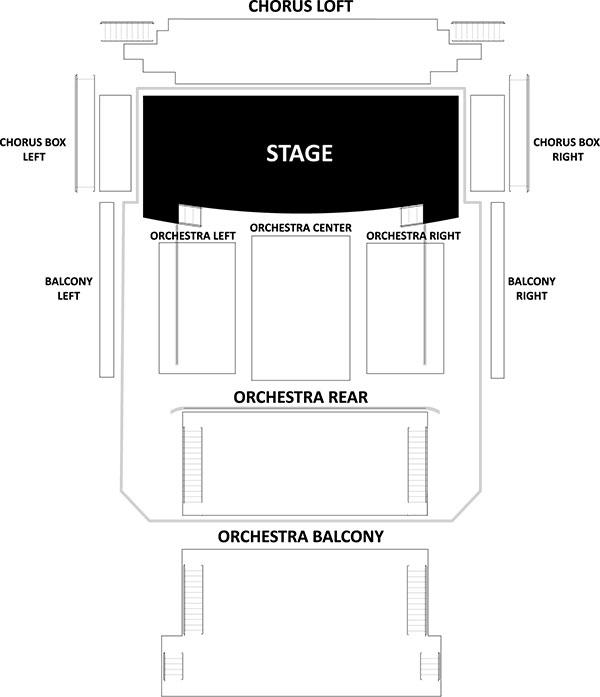 UGA Performing Arts Center  Tate Student Center Online Ticket