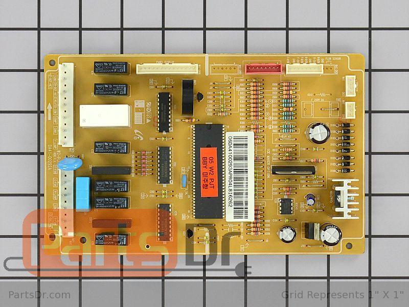 Samsung Bottom Freezer Refrigerator RB215LABP/XAA-0000 Parts Parts Dr