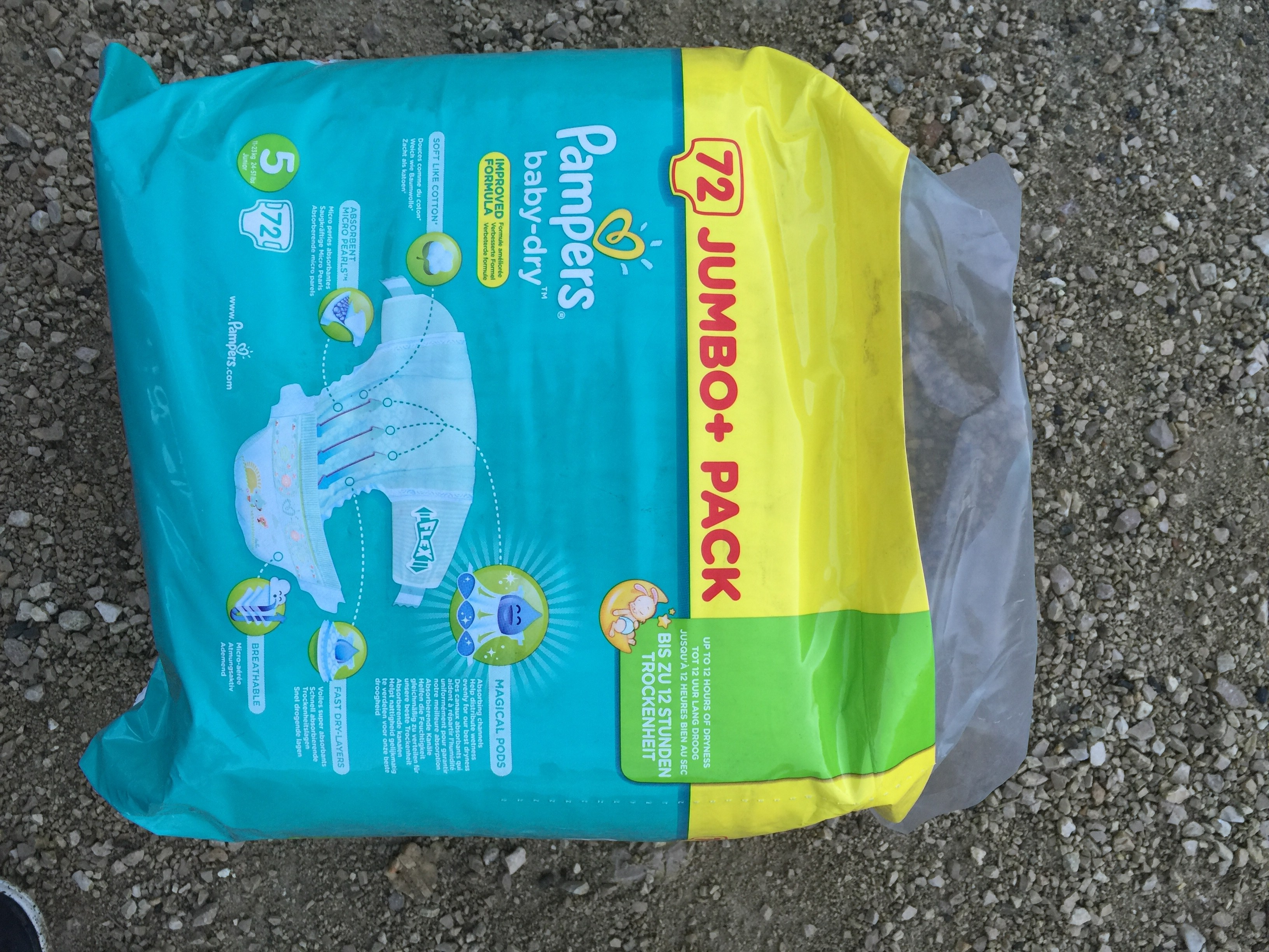 Couche Pampers Prix Couche Pampers Neuf Taille 4 Et 5 Prix Dans L Annonce