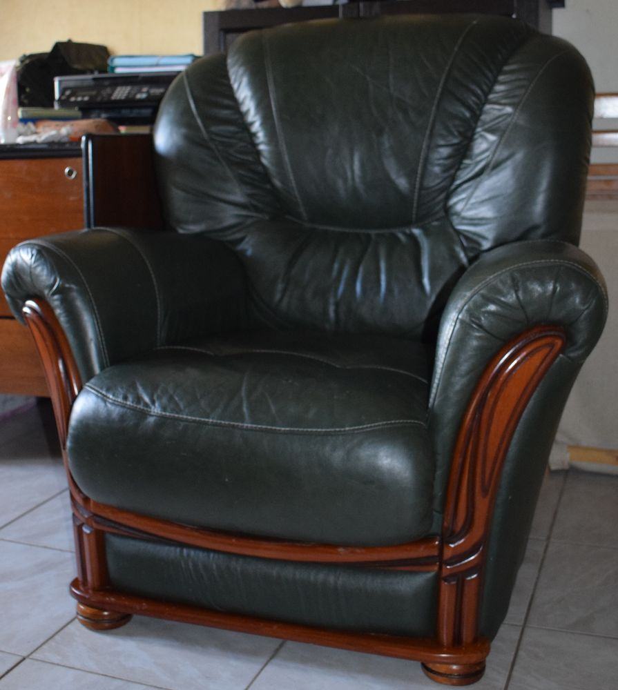 Fauteuil Cuir D'occasion Fauteuil Cuir