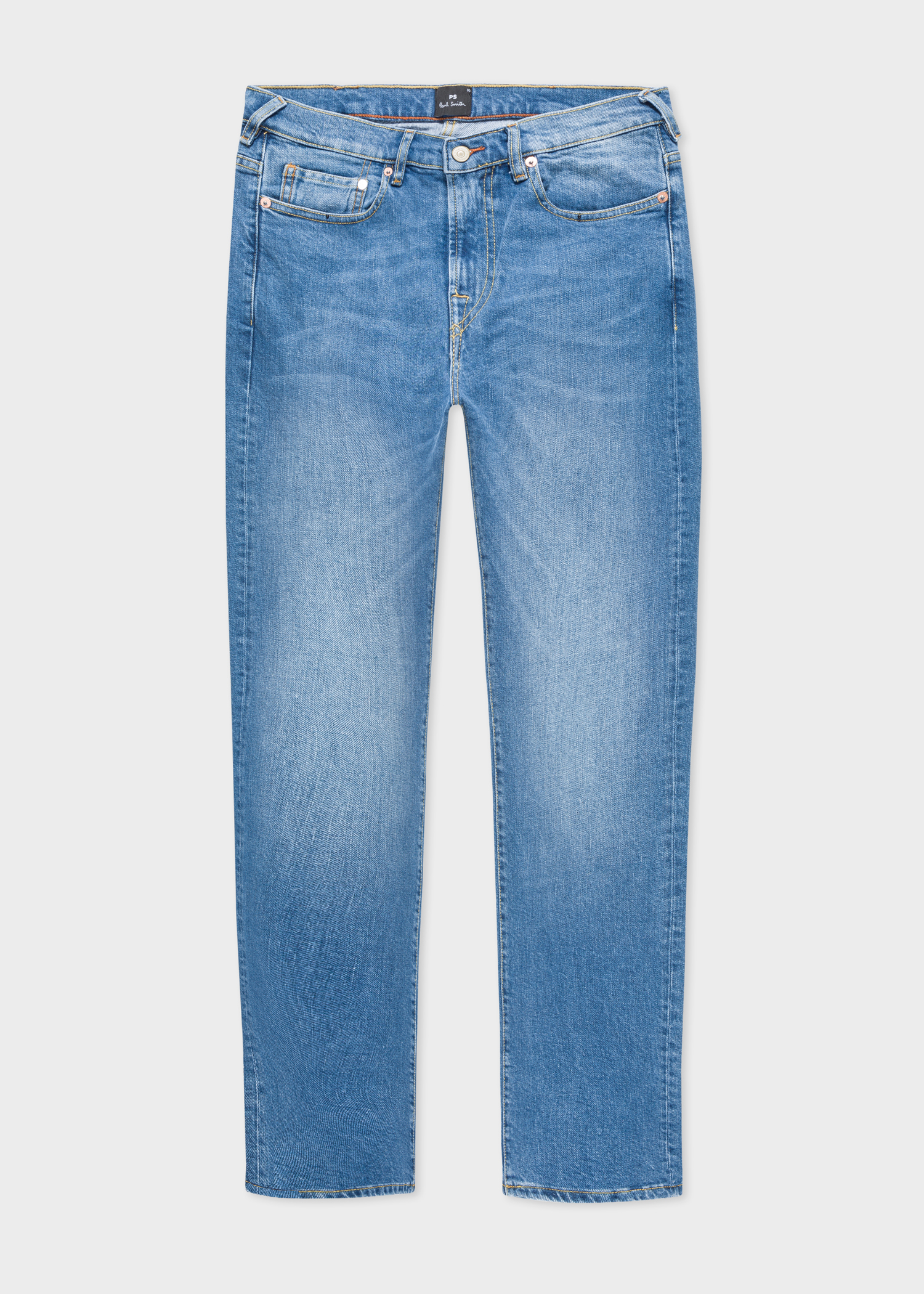 Coupe Jean Homme Jean Homme Délavé Vintage En Denim Stretch Coupe Slim