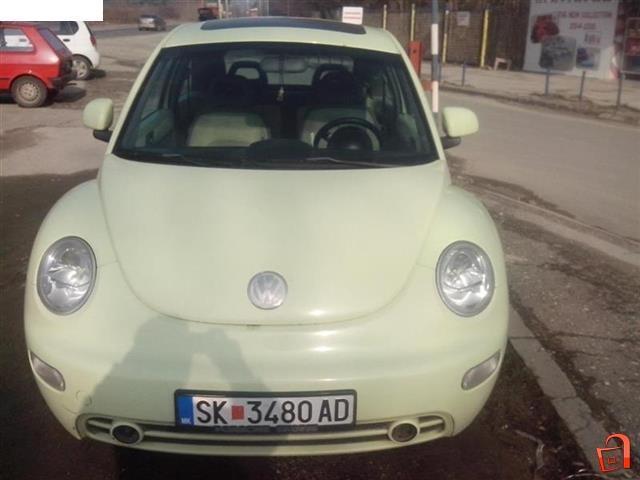 Pazar3mk - Ad VW New Beetle dizel -99 For sale, Skopje, Kisela Voda