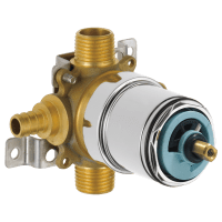 PTR188700-PX - Tub and Shower Valve Body with Pex Connections