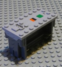 LEGO Power Functions AAA Batteriebox 88000 (Wird mit ...
