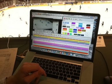 Hershey Bears Video Breakdown Has Become Fundamental Part - Laptop Brett