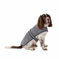 Dog Walk Silver Reflective Dog Coat Large | Pets At Home
