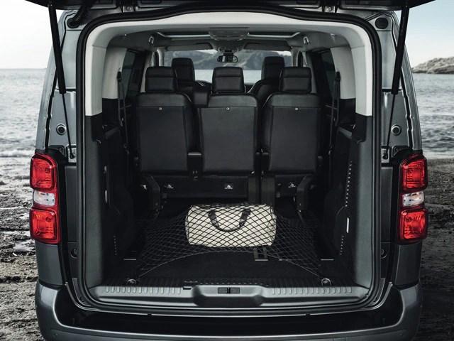 Interior Comfort Peugeot Traveller Peugeot Uk