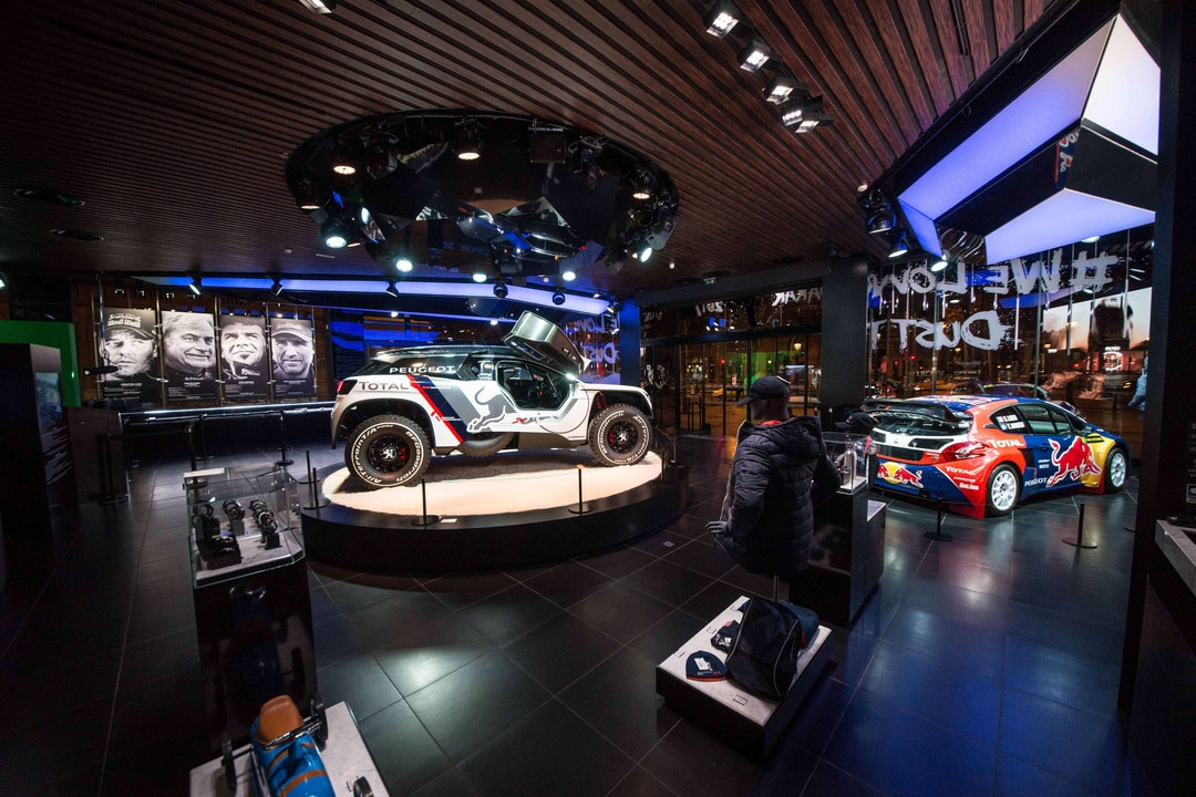 Garage Peugeot Paris Boutique Exhibitions And Events In Peugeot Avenue