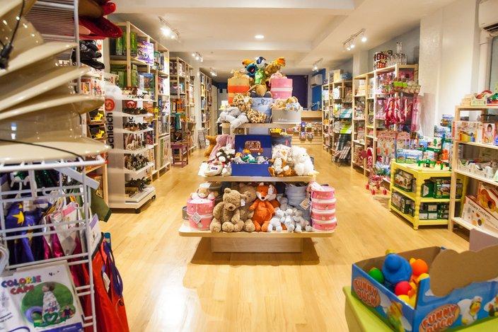 Inside East Passyunk Avenue39s New Tech Free Toy Store
