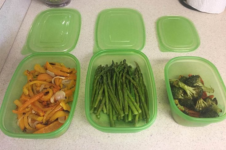 Week 1 \u0027My two-week emergency diet  health plan\u0027 PhillyVoice - how to plan weekly meals for two