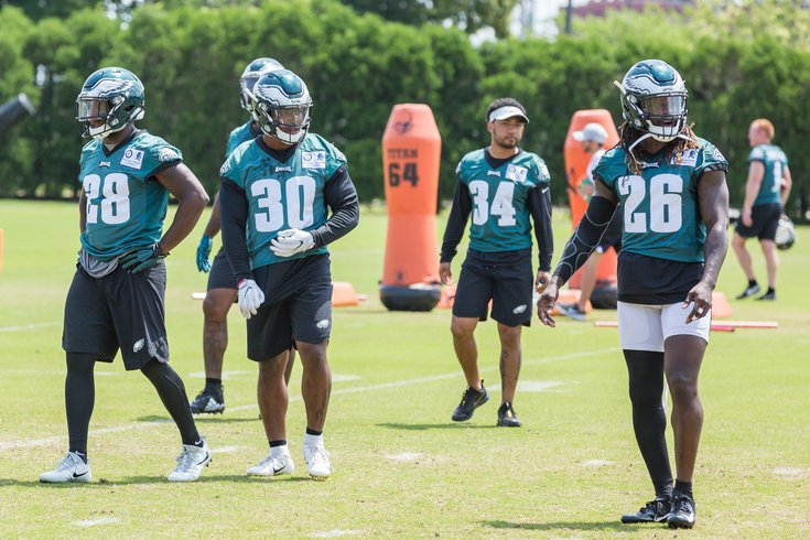 Analysis (useless analysis, that is) of the Eagles\u0027 first published