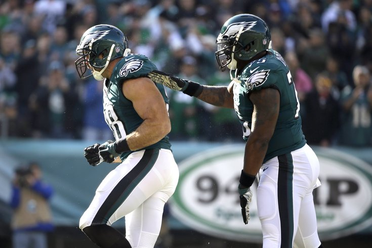 An early look at the Eagles\u0027 depth chart PhillyVoice