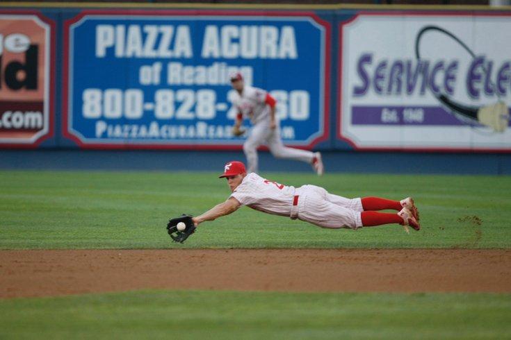 Phillies prospect Kingery keeping chip on shoulder as he climbs - fresh baseball training blueprint