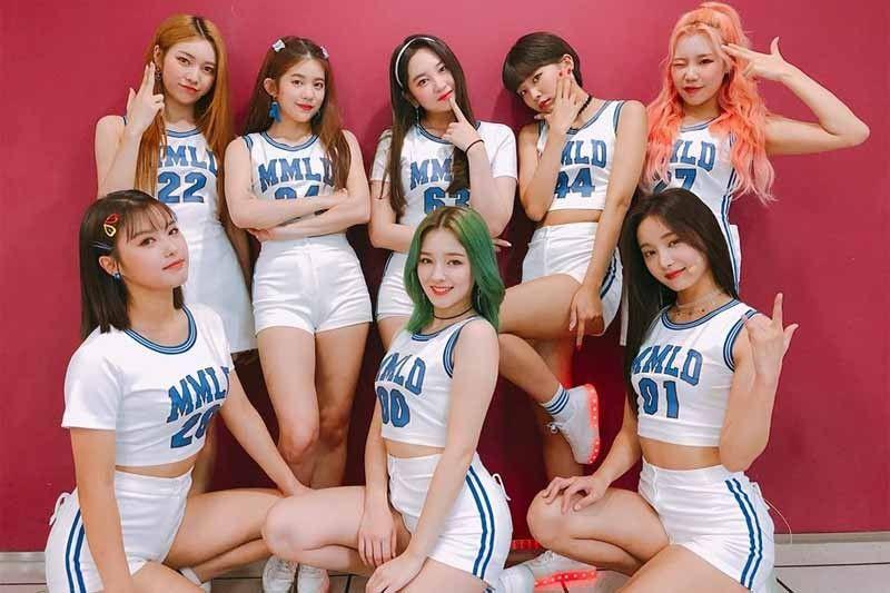 Boy Kick Girl Wallpaper K Pop Group Momoland To Kick Off Uaap Season 81 Philstar Com
