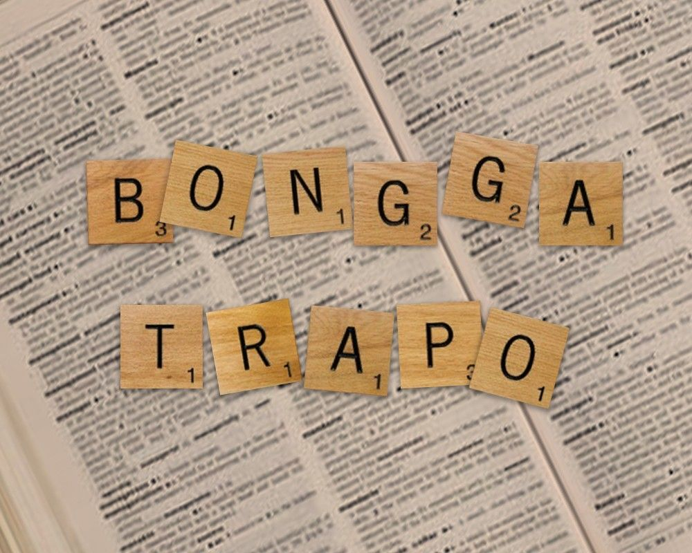 Arte Meaning In Tagalog Bongga Trapo Now Part Of Oxford Dictionary Philstar