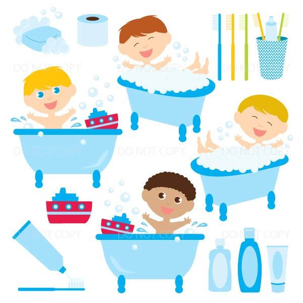 102 best Bath* - Mixed All images on Pinterest Clip art - download free baby shower invitations
