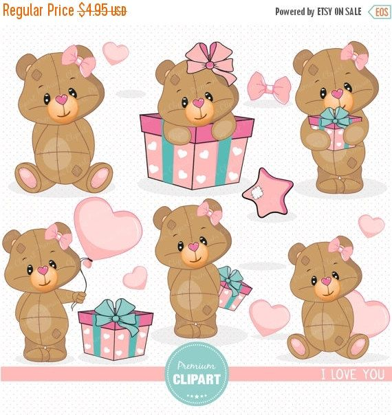 100 best Teddy - ClipArt images on Pinterest Clip art - download free baby shower invitations