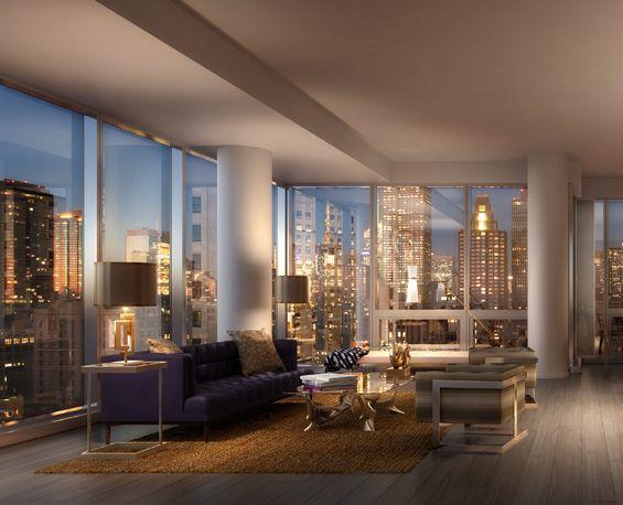 122 best Penthouse images on Pinterest Penthouse apartment
