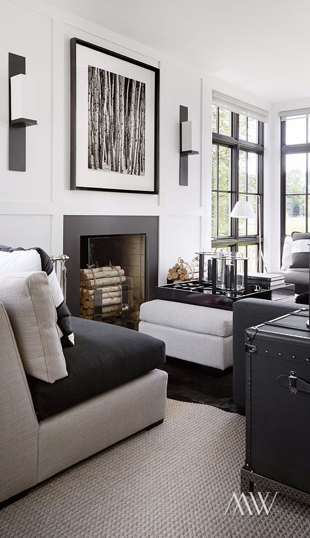 640 best LIVING images on Pinterest Interiors, Family rooms
