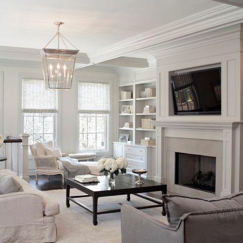 107 best F A M I L Y R O O M S images on Pinterest Living room